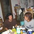 06/11/11toshikiお帰り(bara宅)
